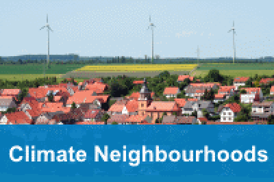 Climate Neighbourhoods Teaserbox